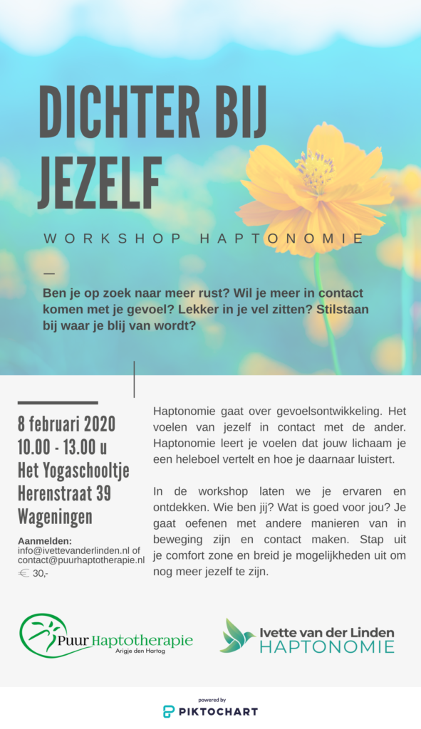 workshop haptonomie Wageningen